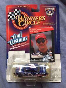 1998 Dale Earnhardt Jr 1:64 #3 ACDelco Cool Customs '57 Bel Air Winners Circle