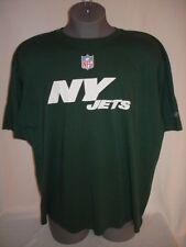 NFL New York Jets Reebok Men's 2XL Green T Shirt