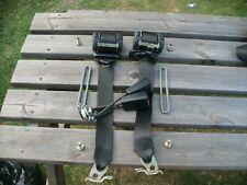MERCEDES W202 C CLASS REAR SEAT BELTS (2 OFF)