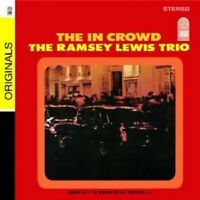 """RAMSEY LEWIS TRIO """"THE """"IN"""" CROWD"""" CD DIGIPACK NEW!"""