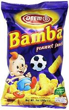 Bamba Peanut Butter Snacks All Natural Peanut Butter Corn Puff Snack (Pack of 24
