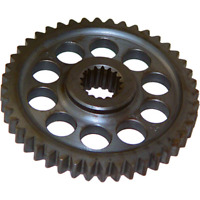Standard Bottom Gear For 2001 Arctic Cat ZRT 600 LE Snowmobile Team 351518-009