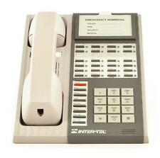 Inter-Tel GLX 612.3300 612.3301 Executive Phone Ash REFURB WARRANTY
