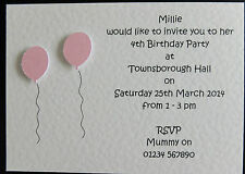 Handmade Birthday Invitations In Cards Stationery For Celebrations