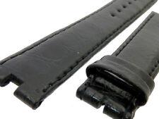 ORIGINALE, rado, Florence XL Rondo in pelle bracciale bracelet 19 mm + montaggio