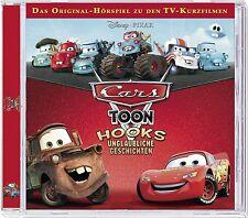 Cars Toons - Hooks unglaubliche Geschichten - Hörbuch / Hörspiel - CD - *NEU*
