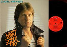 LP-CARL PEYER --HART UND ZART