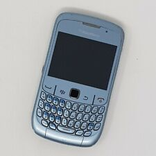 """BlackBerry Curve 8520 2G 2.4"""" - Blue - QWERTY Phone - Good Condition - Unlocked"""
