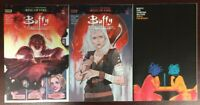 🔥🔥BUFFY THE VAMPIRE SLAYER #14- LOT OF 3 COVERS (BOOM,2020) 🔥🔥