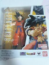 Goku Saiyan Riased on Earth Bandai SH Figuarts + Custom parts
