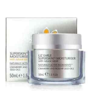 Liz Earle Superskin Moisturiser with Natural Neroli Moisturiser Cream - 50ml