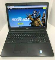 Dell Latitude E5550 Laptop - 2.3 GHz i5-5300U 8GB 1TB SSD Webcam 1920 x 1080