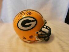 LeRoy Butler #36 Green Bay Packers Signed Mini Helmet
