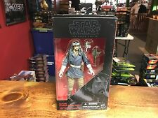 "2016 Star Wars Black Series 6"" Figure MOC Rogue One #23 CASSIAN ANDOR Authentic"