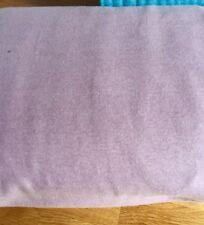 Lilac Purple Cotton Elastin Jersey Rib Per Half Meter Stretch Waistband Trim