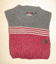 Pull O'Neill Gris - Bordeau Taille 152