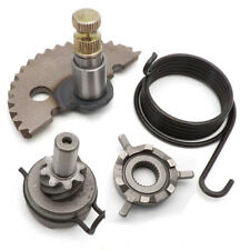 Kick Start Gear Kits with Spring Idle Gear Shaft for gy6 50cc 60cc 80cc 139qmb