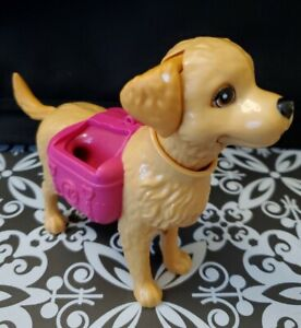 BARBIE TAFFY the LAB DOG Eats and Poops Potty Training Puppy 🐶