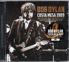"BOB DYLAN ""COSTA MESA 1989: MIKE MILLARD FIRST GENERATION TAPES"" 2CD"
