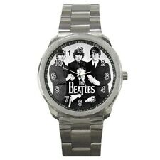 Memorable Gift Watch - The Beatles Sport Metal Watch (Free Shipping)