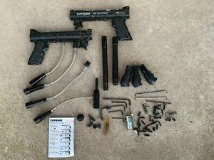 Tippmann 98 Custom Paintball Gun Marker For Parts or Repair