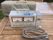 Directional Power Meter Rohde & Schwarz NAS mit Z7 Meßkopf