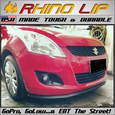 MARUTI SA310 Fronte Mehran 1000 Ignis Front Bumper Lip Rubber Chin Splitter Trim
