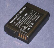 Batterie 1500mAh type DMW-BLD10 BLD10E BLD10GK Pour PANASONIC Lumix DMC-GX1XK