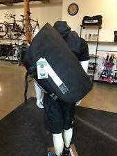 XL BaileyWorks SuperPro Messenger bag, Black
