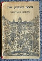 1947 THE JUNGLE BOOK by RUDYARD KIPLING, free EXPRESS Australia Wide
