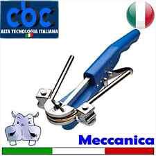 Curvatubi Piegatubi meccanica portatile P.22A per rame – 7 forme (10- 12-14-1...