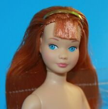Adorable SKIPPER TITIAN Red Hair NUDE Doll Vintage Barbie Reproduction REPRO