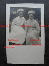 altes Foto 2 Krankenschwestern Krankenschwester
