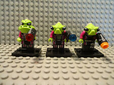 (B4/27) Lego Alien Conquest Mini Figurines Selection Of Used 7066