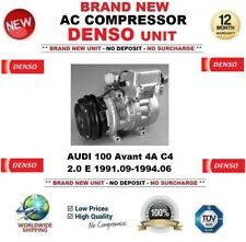 DENSO AC Compressor AUDI 100 Avant 4A C4 2.0 E 1991.09-1994.06 EO QUALITY