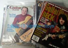 Guitar Player Magazine 1975-1993 Vintage Back Issues [PICK / MULTI LISTING]