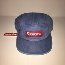 Supreme Camp de Denim Cremallera Lateral-FW17 DEADSTOCK
