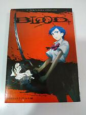 Blood First 1 Saison Komplette Folgen 1-25 - 6 X DVD Spanisch Japanisch - 3T