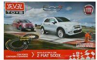 LEVEL TOYS LVT12100  PISTA ELETTRICA FIAT 500X TRACCIATO OTTO SCALA 1:43