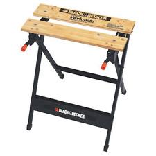 Black & Decker WM125 Workmate 125 350Pound Capacity Portable Work Bench, New.