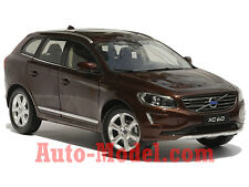 1:18 Volvo 2015 XC60 T6 AWD Rich Java Dealer Edition