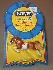 "Breyer Sport Horse Stablemate  4"" x 3"" model horse NEW 5908 1:32  2012-1 4"