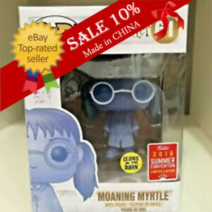 """Funko Pop!Harry Potter Moaning Myrtle #61 2018 SDCC Rare """"MINT"""" With Protector!!"""