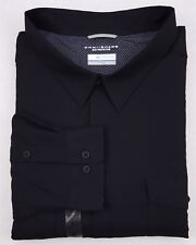 Columbia 4XT Black Omni Shade Shirt Mens Size Tall New Nwt Long Sleeve Button Up