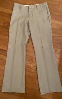 GAP PERFECT TROUSER - Women's Size 6 32- Career Dress Pants, Gray