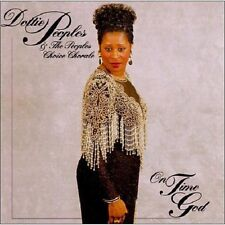 Dottie & Peoples - On Time God - New factory Sealed CD