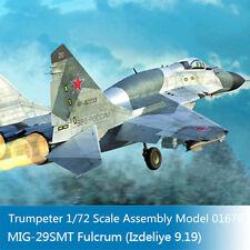 Trumpeter 01676 1/72 Russian MIG-29SMT Fulcrum(Izdeliye 9.19) Military Fighter