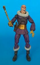 Toy Biz 2006 Marvel Legends Baron Zemo Unmasked Variant