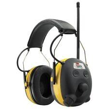 Construction Head Phone Ear Radio Safety MP3 Work Job Site Tune Hear Protection