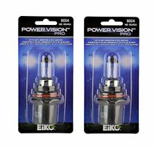 EIKO Power Vision Pro 9004 HB1 65/45W Two Bulbs Head Light Dual Beam OE Halogen